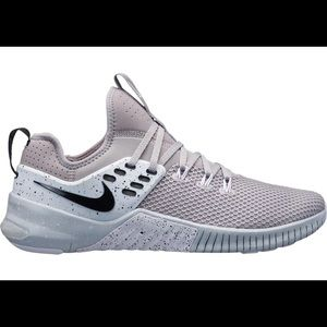 Nike Free X Metcon Atmosphere Grey men8.5 women10